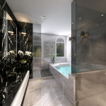 baño master